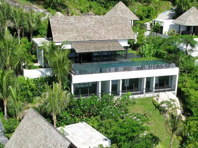 Vivienda unifamiliar for sales at Exceptional Contemporary Villa Kamala Kamala, Bangkok 83150 Tailandia