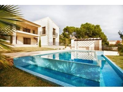 Single Family Home for sales at Newly Build Villa With Open Sea Views  Santa Ponsa, Mallorca 07180 Spain