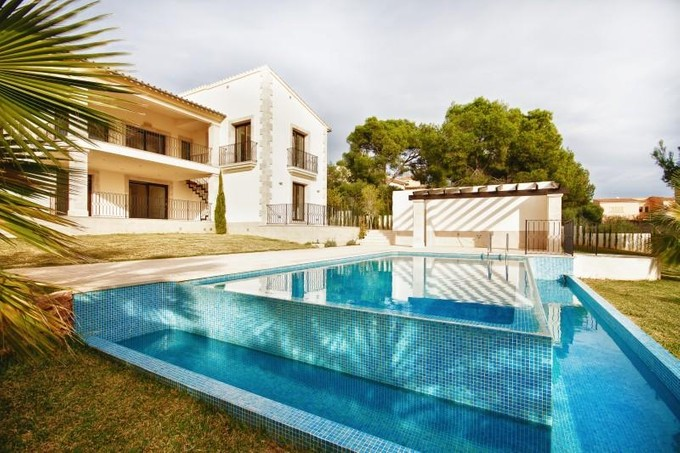 Single Family Home for sales at Newly Build Villa With Open Sea Views  Santa Ponsa, Mallorca 07180 Spain