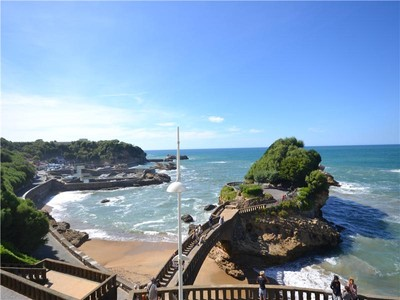 Apartment for sales at Apartement in Biarritz, beach and town  Biarritz, Aquitaine 64200 France