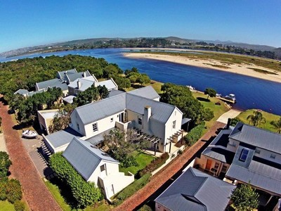 獨棟家庭住宅 for sales at Majestic Riverfront Home  Plettenberg Bay, 西開普省 6600 南非