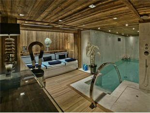 Single Family Home for sales at Chalet Or Blanc  Courchevel, Rhone-Alpes 73120 France