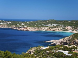 Additional photo for property listing at Two Home Property with sea view in Cala Molí  San Jose, Ibiza 07830 Spain