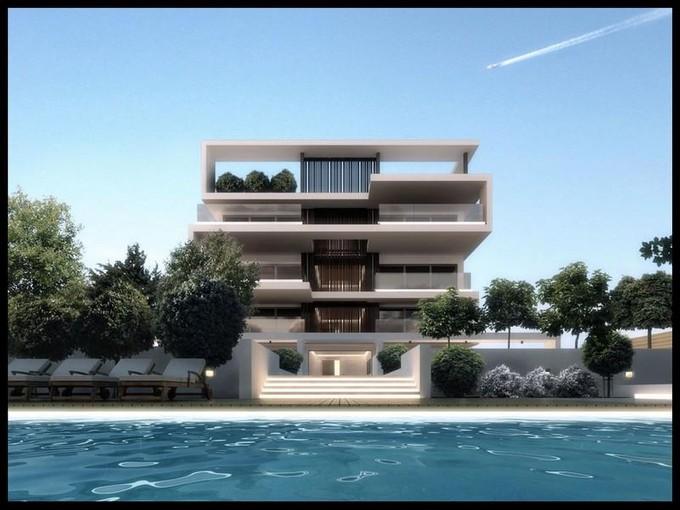 Căn hộ for sales at Minimal design building Elliniko Other Attiki, Attiki 16777 Hy Lạp