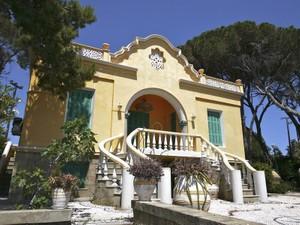Vivienda unifamiliar for Ventas at Art Nouveau Elegance Lindos Rhodes, Egeo Meridional 85100 Grecia