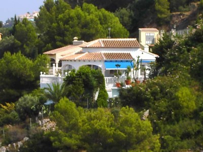 Single Family Home for sales at Beautiful villa with unobstructed sea view  Moraira, Alicante Costa Blanca 03750 Spain