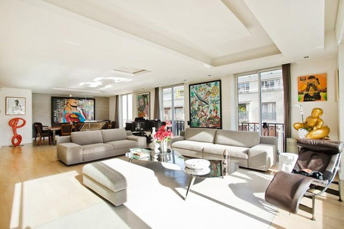 Duplex for sales at Penthouse - OCDE   Paris, Paris 75016 France