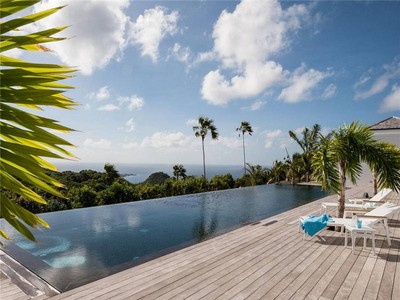 Частный односемейный дом for sales at Villa Naturelle 3  Other St. Barthelemy, Города На Сен-Бартельми 97133 Сент-Бартелеми