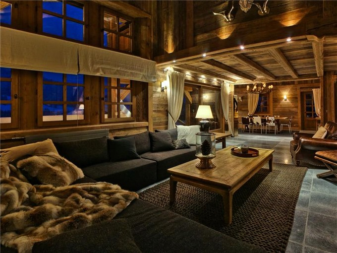 獨棟家庭住宅 for sales at Chalet Belle Vue  Megeve, 羅納阿爾卑斯 74120 法國