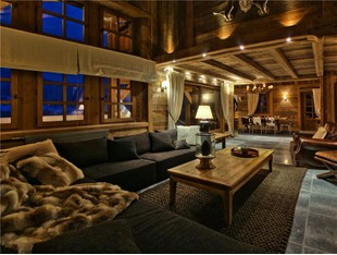 Single Family Home for sales at Chalet Belle Vue  Megeve, Rhone-Alpes 74120 France