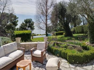 Maison unifamiliale for sales at Villa Provençale rustique vue sur mer  Eze, Provence-Alpes-Cote D'Azur 06360 France