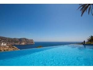 Additional photo for property listing at Exceptional front line villa in La Mola  Port Andratx, Mallorca 07157 Spain