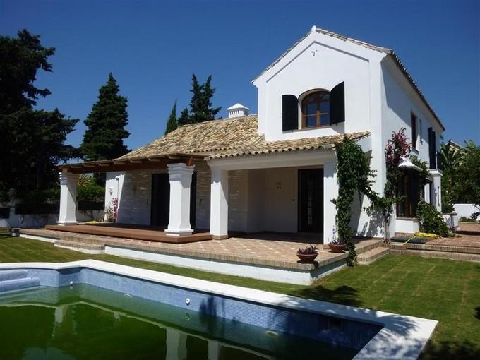獨棟家庭住宅 for sales at Charming rustic style villa  Marbella, Costa Del Sol 29679 西班牙