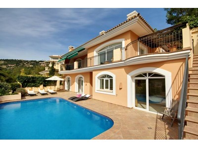 Single Family Home for sales at Villa with wonderful port and mountains views  Port Andratx, Mallorca 07157 Spain