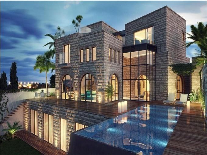 獨棟家庭住宅 for sales at Unique Luxury Jerusalem Villa  Jerusalem, Israel 0000 以色列