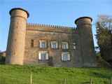 Property Of AT THE TOP OF A HILL,  CASTLE OF THE XIX° CENTURY
