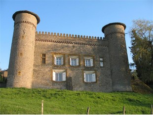 Other Residential for sales at AT THE TOP OF A HILL,  CASTLE OF THE XIX° CENTURY  Lyon, Rhone-Alpes 69260 France