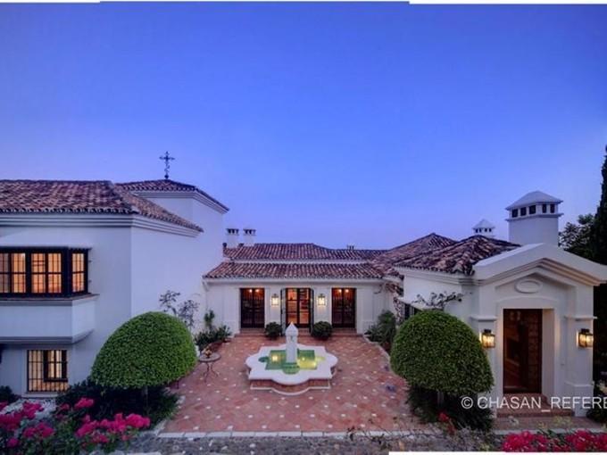 獨棟家庭住宅 for sales at Magnificent villa offering stunning panoramic view  Benahavis, Costa Del Sol 29679 西班牙