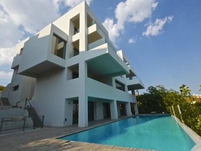 Maison unifamiliale for sales at Luxury Minimal House Voula Voula, Attiki 16673 Grèce