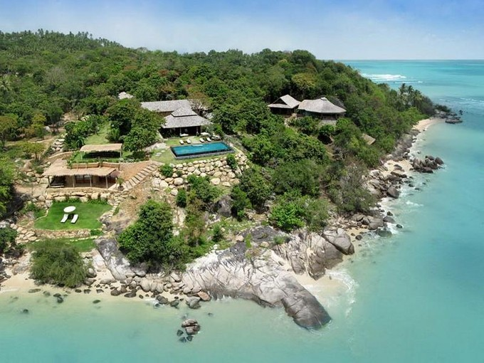 단독 가정 주택 for sales at Private Beachfront Estate, Samui Ko Samui Ko Samui, 수라트 타니 84140 타이