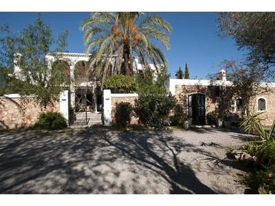 獨棟家庭住宅 for sales at 乡村全景庄园   San Carlos, 西亞特 07850 西班牙