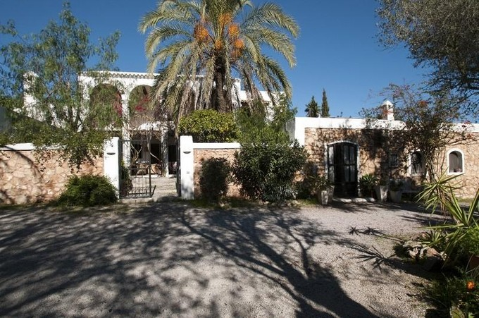 Single Family Home for sales at Country Finca With Panoramic Country Views  San Carlos, Ibiza 07850 Spain