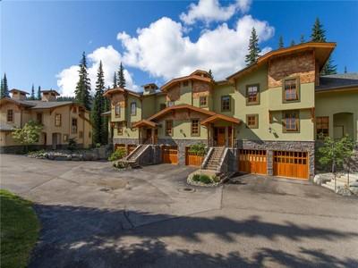 Villetta a schiera for sales at 5 McGillivray Creek 5-6000 Valley Drive  Sun Peaks, Columbia Britannica V0E 5N0 Canada