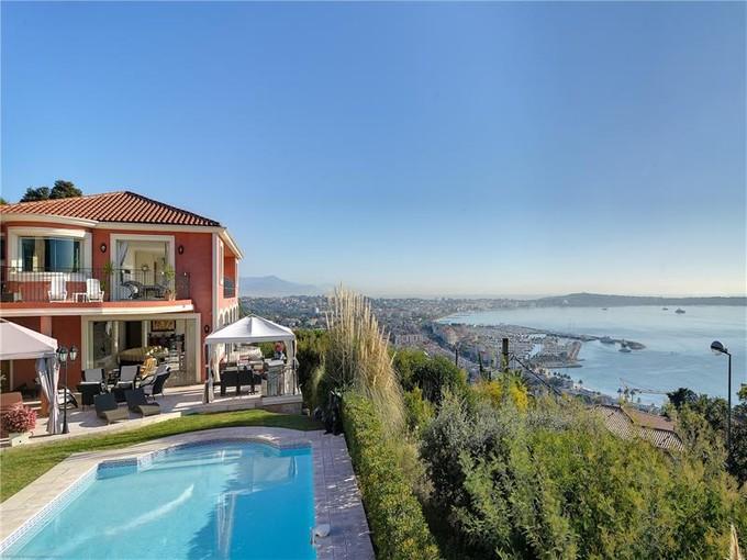 其他住宅 for sales at SUMPTUOUS VILLA  Cannes, 普羅旺斯阿爾卑斯藍色海岸 06220 法國