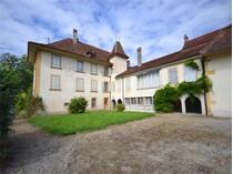 Fazenda / Estância / Plantação for sales at Château de Muntelier with plot suitable for buildi  Murten, Murten 3286 Suíça