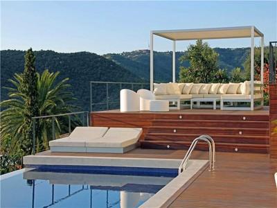 Vivienda unifamiliar for sales at Fantástica casa moderna con vistas panorámicas  Calonge, Costa Brava 17251 España