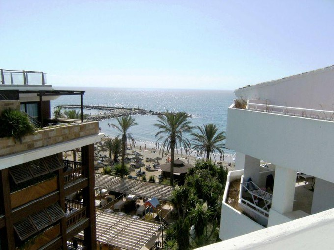 Apartman Dairesi for sales at Frontline Beach Duplex Penthouse  Marbella, Costa Del Sol 29660 Ispanya
