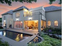 獨棟家庭住宅 for sales at A touch of old world grandeur  Johannesburg, 豪登省 2000 南非