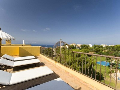 Coopérative for sales at Charming Penthouse With Sea Views in Santa Ponsa  Calvia, Majorque 07180 Espagne