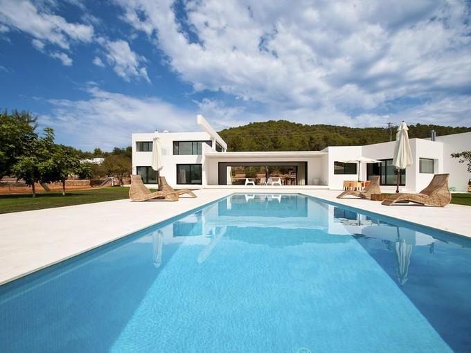 獨棟家庭住宅 for sales at Contemporary  New Villa In San Juan  Sant Joan De Labritja, 西亞特 07810 西班牙