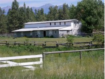 Ferme / Ranch / Plantation for sales at Cranbrook Equestrian Estate 4836 Kennedy Road   Cranbrook, Colombie-Britannique V1C 7C1 Canada