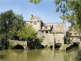 Property Of A fantastic castle in a medieval village