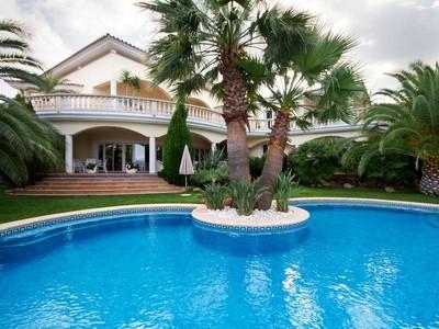 Single Family Home for sales at Villa Views of The Sea And Mountain  Calvia, Mallorca 07180 Spain