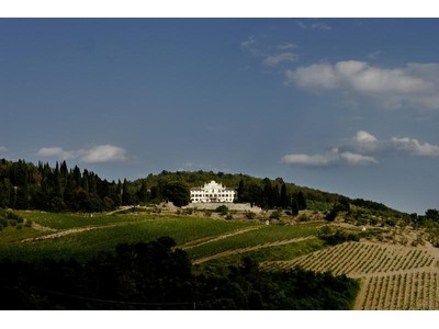Vignoble for sales at Property with vineyard and olive groves in Chianti   Siena, Siena 53013 Italie