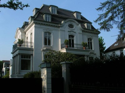 Maison unifamiliale for sales at Luxury Villa At The Elbe  Hamburg, Hambourg 22765 Allemagne