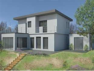 Single Family Home for sales at Architect house near Neauphle Le Chateau  Other Ile-De-France, Ile-De-France 78640 France