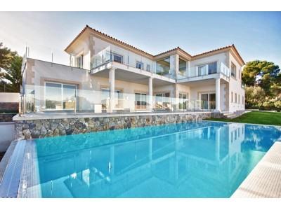 Villa for sales at Newly built villa, quiet and close to golf  Santa Ponsa, Maiorca 07181 Spagna