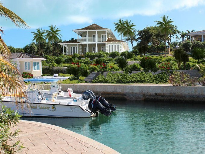 Single Family Home for sales at Hill House Hartswell Georgetown, Exuma . Bahamas