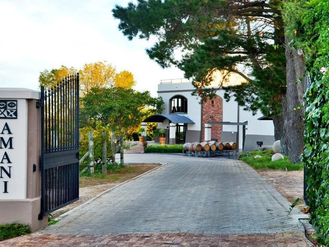 農場/牧場 / プランテーション for sales at A Spectacular and Vibrant Stellenbosch Wine Estate  Stellenbosch, 西ケープ 7600 南アフリカ