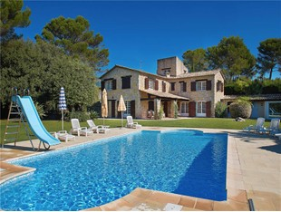 Other Residential for sales at Beautiful Stone Villa in a Private Domain  Grasse, Provence-Alpes-Cote D'Azur 06130 France