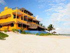 Maison unifamiliale for  sales at TWO BEACHFRONT VILLAS IN A LOVELY BAY  Tulum, Quintana Roo 77760 Mexique