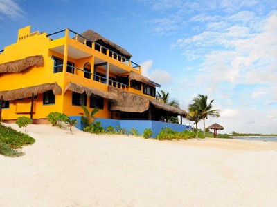 Single Family Home for sales at TWO BEACHFRONT VILLAS IN A LOVELY BAY  Tulum, Quintana Roo 77760 Mexico