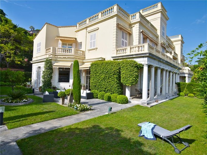 Appartement for sales at Prestigious garden floor apartment for sale in Per  Cannes, Provence-Alpes-Cote D'Azur 06400 France