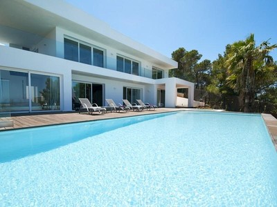 Casa Unifamiliar for sales at Two Home Property with sea view in Cala Molí    San Jose, Ibiza 07830 España