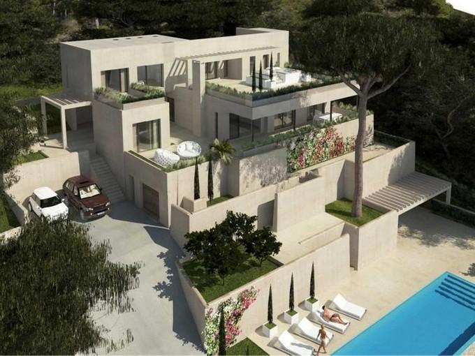 Vivienda unifamiliar for sales at Villa en construcción en Costa de los Pinos  Son Servera, Mallorca 07559 España