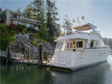 Property Of Spectacular West Coast Contemporary Waterfront